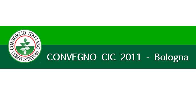 Convegno CIC 2011 - Bologna