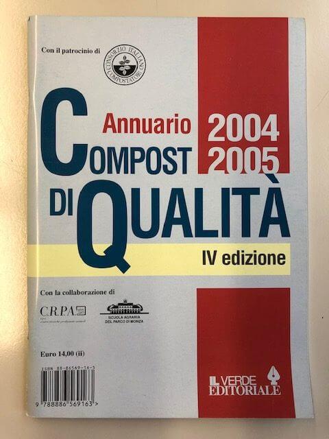 Annuario del Compost di Qualità - 2004_2005