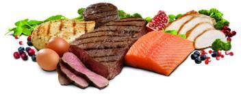 Pesce-carne-uova