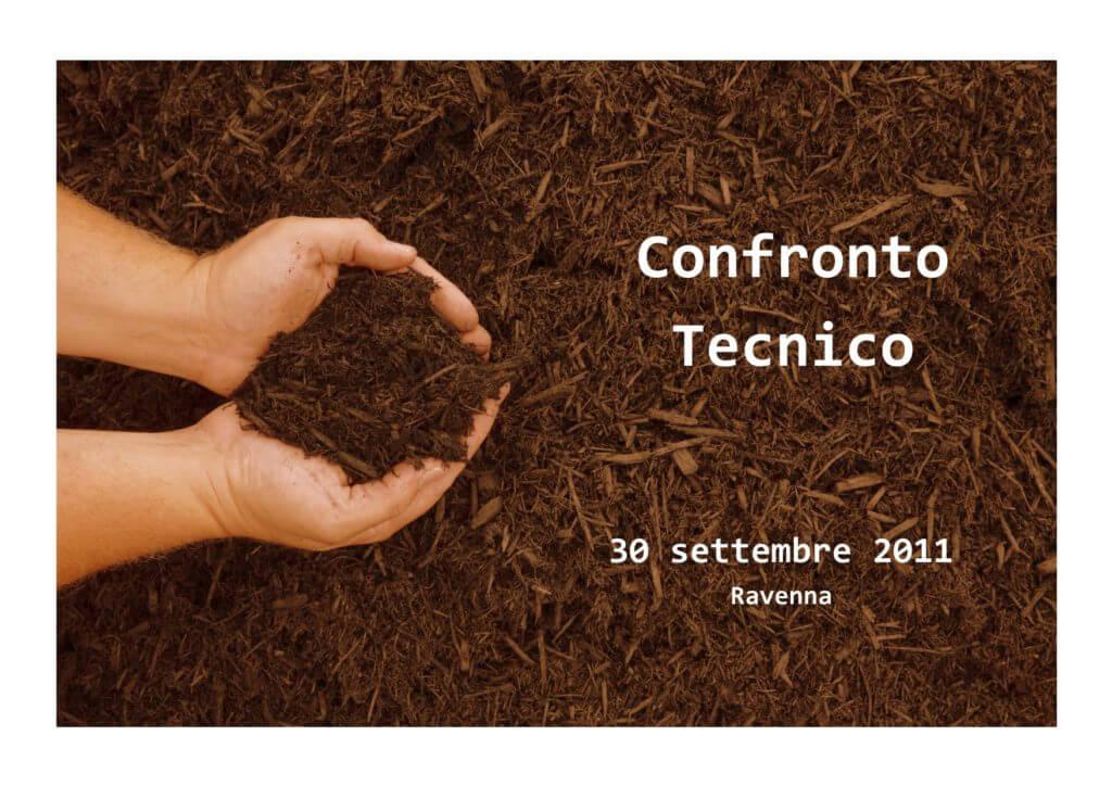Confronto Tecnico_30 settembre 2011 Ravenna