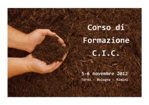 Corso di Formazione_5-6 novembre 2012_Terni-Bologna-Rimini
