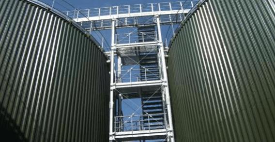 Impianto biometano Sesa