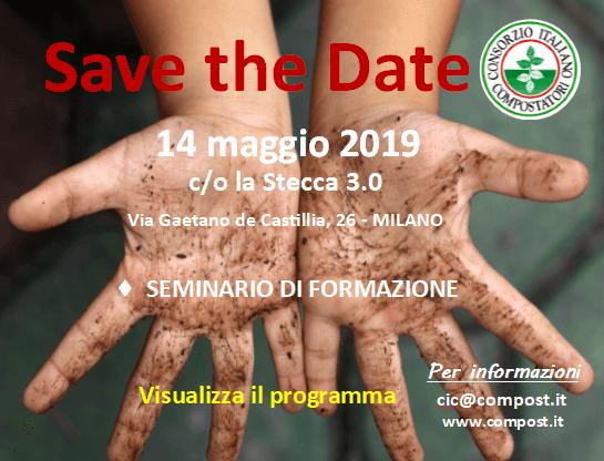 Seminario Formativo - 14 maggio 2019