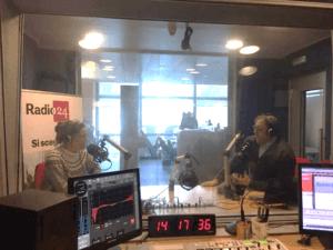 Intervista Radio 24 - marzo 2019