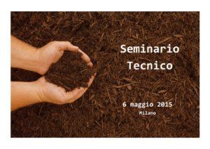 Seminario Tecnico_6 maggio 2015 Milano