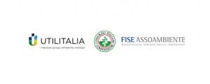 Logo CIC, Utilitalia, Fise Assoambiente
