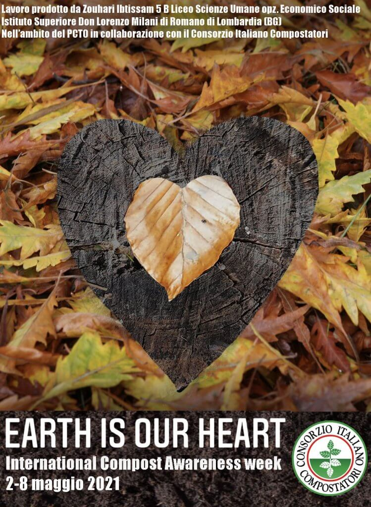 ZOUHARI IBTISSAM - Earth is our Heart