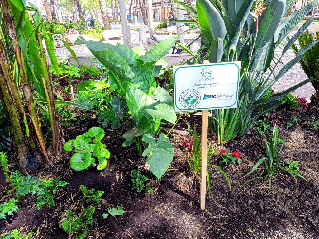 Cervia 2021 | Aiuola Si Compost
